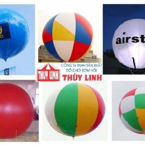 Các mẫu khí cầu tại Thùy Linh