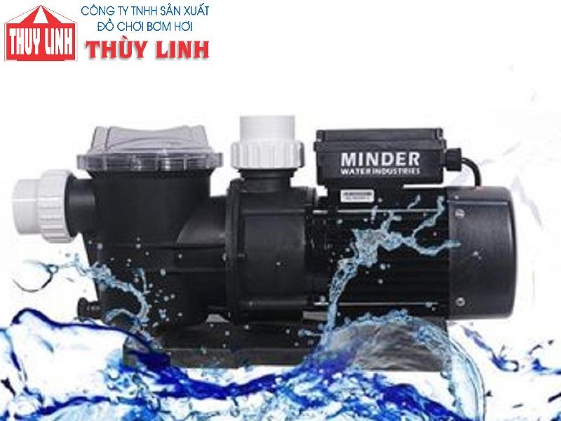 Máy bơm lọc nước 1.5 HP
