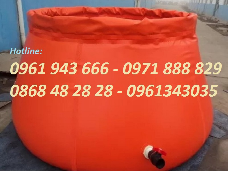 Bể bạt chứa nước mini