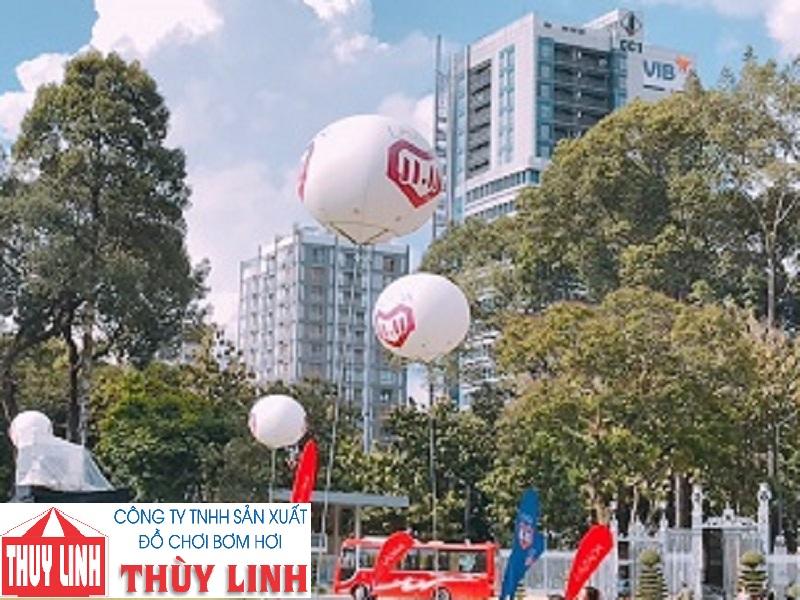 Khinh khí cầu sử dụng trong các sự kiện
