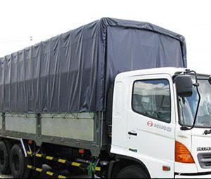 Bạt xe tải 0.42mm siêu nhẹ