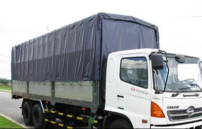Phân phối Bạt xe tải 0.42mm siêu nhẹ