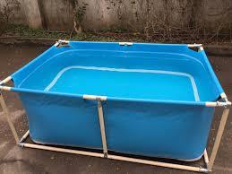 Bể bạt PVC mini