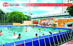 Báo Giá Bể bơi - Hồ Bơi Di Động Tại Công Ty Thủy Linh 5