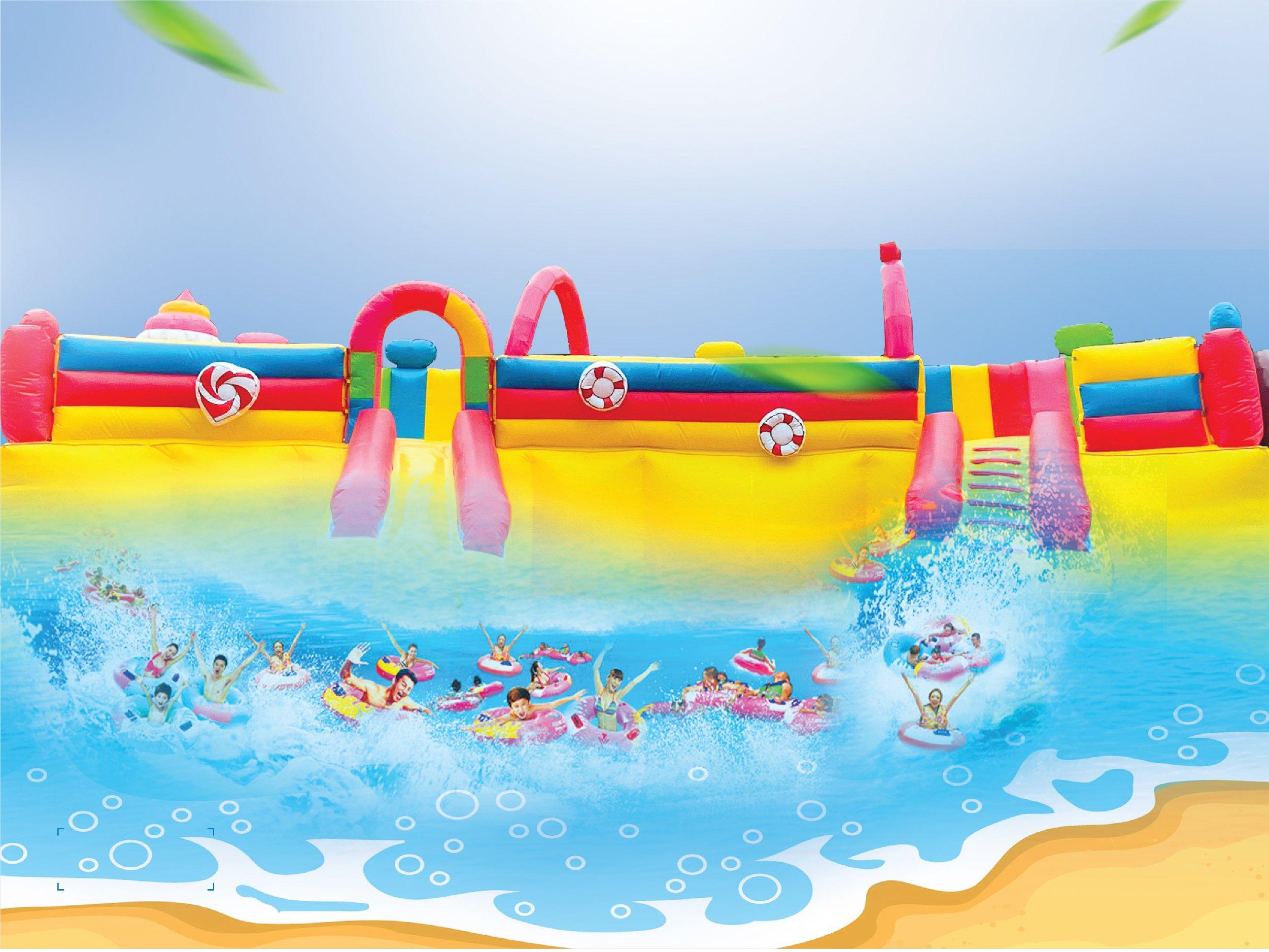 Bể Bơi Lắp Ghép Khung Kim Loại - Bể Bơi Lắp Ghép 15